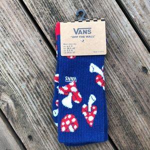 Vans Mushroom Crew Socks